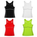 cheap Yuerlian Female Quick-drying Exercising Compression Vest