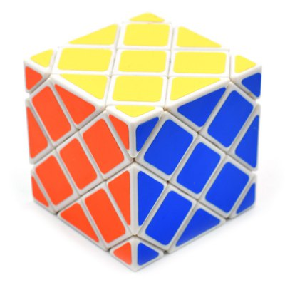 decaker-twist-magic-cube-white-base-brain-teaser-6-sided-educational-toy