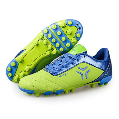 Zhenzu Anti-slip Nail Design Soccer Shoes for Man