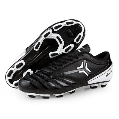 Zhenzu Lace-up Anti-slip design Soccer Shoes for Man
