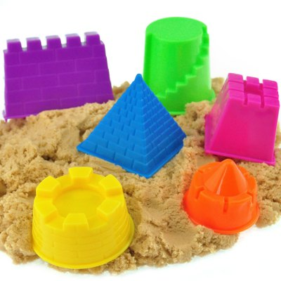 6Pcs Castle Building ModelOutdoor Fun &amp; Sports<br>6Pcs Castle Building Model<br><br>Materials: Plastic<br>Theme: Other<br>Gender: Unisex<br>Completeness: Finished Goods<br>Stem From: Other<br>Package weight: 0.025 kg<br>Package size: 20.00 x 15.00 x 10.00 cm / 7.87 x 5.91 x 3.94 inches<br>Package Contents: 6 x Castle Building Model
