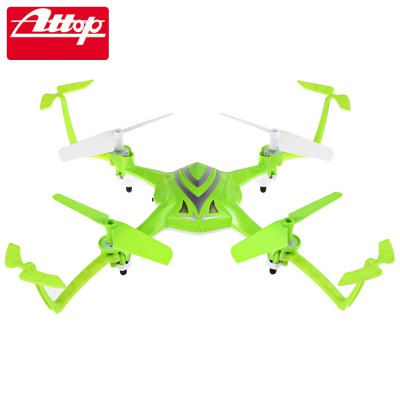 Attop A5 2.4G 4CH 6-Axis Gyro RTF RC Quadcopter 180 / 360 Degree Flips Drone Toy