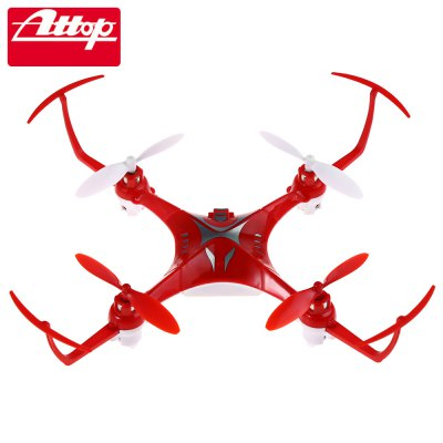Attop A1 2.4G 4CH 6-Axis Gyro RTF RC Quadcopter Drone Toy
