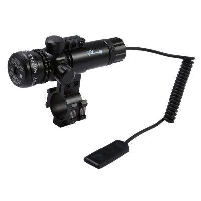 Compact Tactical Red Dot Laser Telescope