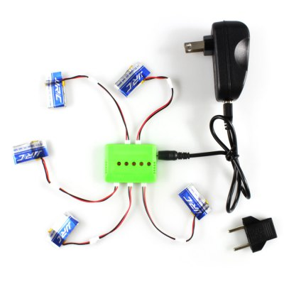 Original 5-in-one JJRC Battery and Charger Set B RC Quadcopter Accessory for H30C
