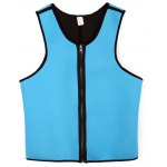 Quick Sweat-absorbing Men Shapewear Vest for Fitness