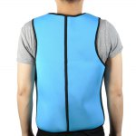 best Quick Sweat-absorbing Men Shapewear Vest for Fitness