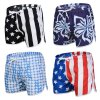 AUSTINBEM Male Beach Short Pants with Draw Cord for sale