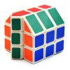 DECAKER Twist Magic Cube House Shape Brain Teaser 3 Layer Educational Toy deal