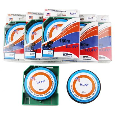 ILURE 150M Fishing Line