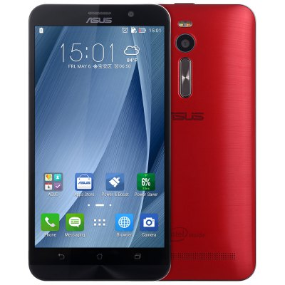 ASUS ZenFone 2 (ZE551ML) 4G LTE Smartphone 5.5 inch PhabletCell phones<br>ASUS ZenFone 2 (ZE551ML) 4G LTE Smartphone 5.5 inch Phablet<br><br>2G: GSM 850/900/1800/1900MHz<br>3G: WCDMA 850/900/1900/2100MHz<br>4G: FDD-LTE 1800/2100MHz<br>Additional Features: FM, E-book, Browser, Bluetooth, 4G, 3G, GPS, Video Call, Wi-Fi, MP3, MP4, People, Sound Recorder<br>Back-camera: 13.0MP (Dual flashlight)<br>Battery Capacity (mAh): 3000mAh<br>Brand: ASUS<br>Camera type: Dual cameras (one front one back)<br>Cell Phone: 1<br>Cores: 1.8GHz, Quad Core<br>CPU: Z3560<br>E-book format: PDF, TXT<br>External Memory: TF card up to 128GB (not included)<br>Front camera: 5.0MP<br>GPU: PowerVR G6430<br>I/O Interface: 2 x Micro SIM Card Slot<br>Language: Japanese, Simplified/Traditional Chinese, Afrikaans, Bahasa Indonesia, Bahasa Melayu, Catala, Cestina, Dansk, Deutsch, Eesti, English, Spanish, Euskara, Filipino, French, Galego, Harvatski, IsiZulu, I<br>Live wallpaper support: Yes<br>MS Office format: Excel, PPT, Word<br>Music format: WAV, MP3, AAC<br>Network type: GSM+WCDMA+LTE-FDD<br>OS: Android 5.0<br>Package size: 19.00 x 12.00 x 6.00 cm / 7.48 x 4.72 x 2.36 inches<br>Package weight: 0.370 kg<br>Picture format: JPEG, PNG, GIF, BMP<br>Power Adapter: 1<br>Product size: 15.52 x 7.72 x 1.09 cm / 6.11 x 3.04 x 0.43 inches<br>Product weight: 0.170 kg<br>Radio/Modem: Intel 7262 + Intel 2230<br>RAM: 4GB RAM<br>ROM: 32GB<br>Screen resolution: 1920 x 1080 (FHD)<br>Screen size: 5.5 inch<br>Screen type: Capacitive<br>Sensor: Gesture Sensor,Gravity Sensor,Proximity Sensor<br>Service Provider: Unlocked<br>SIM Card Slot: Dual Standby, Dual SIM<br>SIM Card Type: Dual Micro SIM Card<br>Type: 4G Smartphone<br>USB Cable: 1<br>Video format: MP4, 3GP<br>WIFI: 802.11b/g/n wireless internet<br>Wireless Connectivity: WiFi, GPS, 3G, 4G, Bluetooth, GSM