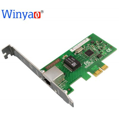 Winyao WYI210T1 10 / 100 / 1000Mbps Ethernet Network Card
