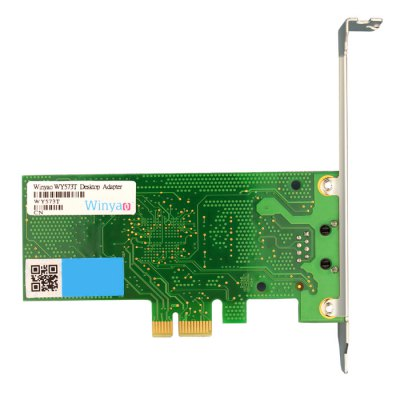 Winyao WY573T 10 / 100 / 1000Mbps Ethernet Network Card