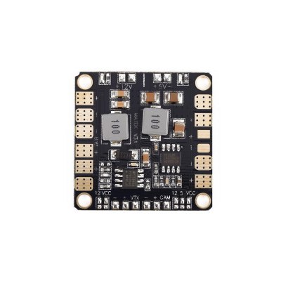 Spare Matek Power Distribution Board 4-layer PCB Two-way BEC 5V 12V PDB Fitting for FPV250 H250 DIY