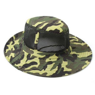 AOTU AT8706 Boonie Mesh Hat for Outdoor Camping
