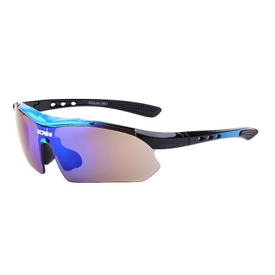 9801C8 Unisex Sunglasses Cool Sport Glasses