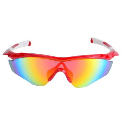 9212C5 Unisex Sunglasses Cycling Glasses for Outdoor SportsCycling Sunglasses<br>9212C5 Unisex Sunglasses Cycling Glasses for Outdoor Sports<br><br>Frame Color: Red<br>Lens height: 4 cm<br>Nose bridge width: 1.6 cm<br>Package Contents: 1 x Glasses, 1 x Glasses Box, 1 x Lens Clean Cloth<br>Package Size(L x W x H): 15.50 x 6.00 x 5.00 cm / 6.1 x 2.36 x 1.97 inches<br>Package weight: 0.095 kg<br>Product Size(L x W x H): 14.80 x 4.00 x 4.00 cm / 5.83 x 1.57 x 1.57 inches<br>Product weight: 0.025 kg