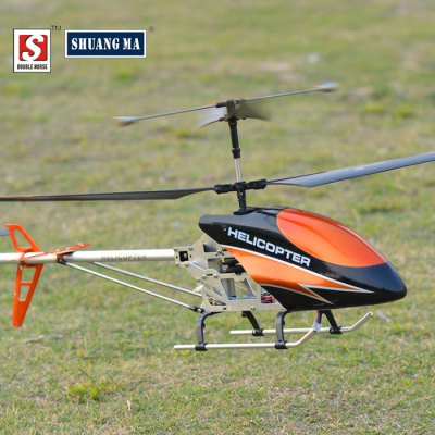 SHUANGMA No. 9118 2.4GHz 3.5 Channel RC Helicopter Anti-wind