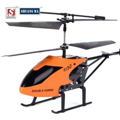 SHUANGMA No. 9130 2.4GHz 3.5CH RC Helicopter Anti-wind