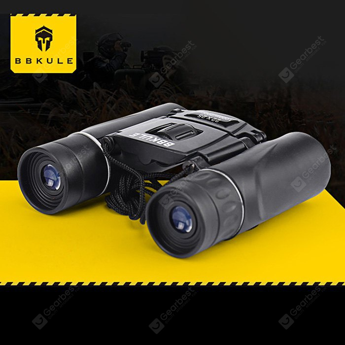 BBKULE 22 x 25 HD Tactical Binocular