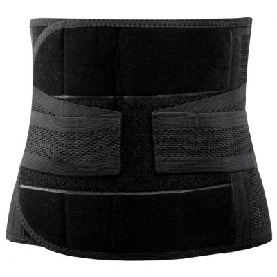 Men One-piece Elastic Fat Thin Belt for Fitness