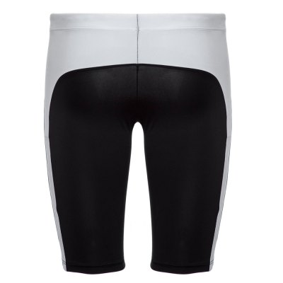 Men Low Waist Compression Shorts for Fitness