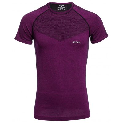 Male Outdoor Sports T-shirt