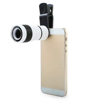 8X Mobile Phone Monocular with 246m Field View
