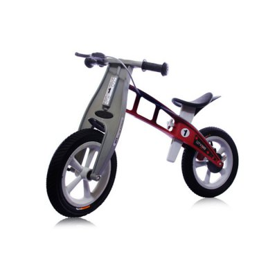 Balance Bike No Pedal Push Bicycle Scooter Kit for Improving Children Coordination / Confidence