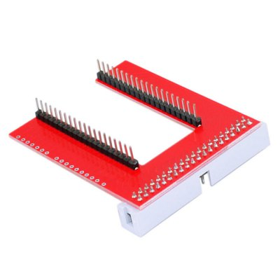 2PCS Keyestudio U Shape GPIO Expansion Board Plate for DIY Project