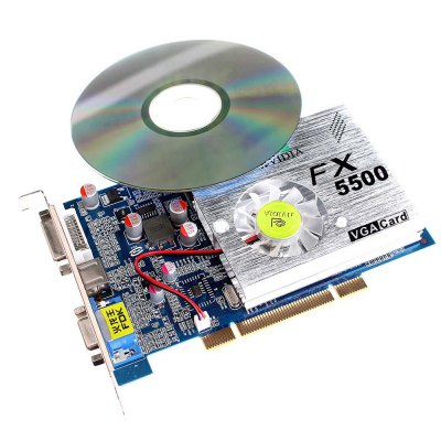 DN160207 Graphics Card