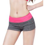 Nan Ji Ren Quick Drying Outdoor Training Yoga Short Pants for Female
