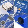 2PCS Keyestudio USB Host Shield Expansion Board for Google / Android deal