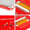 2PCS 2.8 inch Screen Board Resistive Touch Shield 320 x 240 for Raspberry Faction B+ / B deal