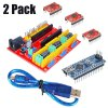 2 Pack 3D Printer Part CNC for Arduino