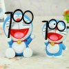 Cute Resin Saving Pot Money Box Cat Cartoon Figure Toy for Home Decoration for sale