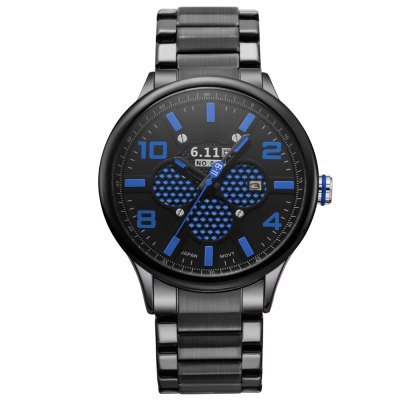 6.11 GD008 Men Photoelectric Conversion Watch