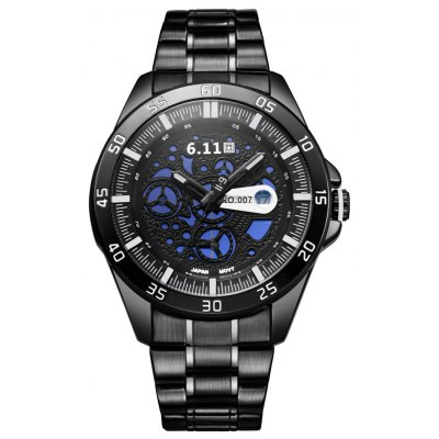 6.11 GD007 Men Photoelectric Conversion Watch