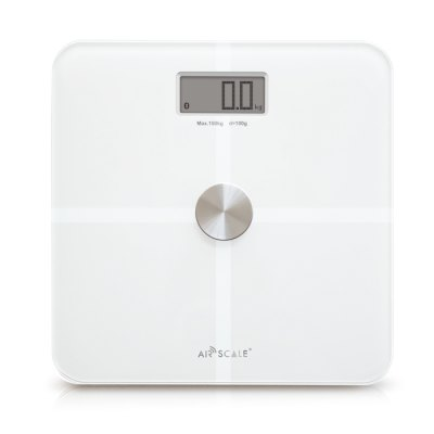 AirScale YHF1430 - WH1 Bluetooth 4.0 Smart Body Health Scale