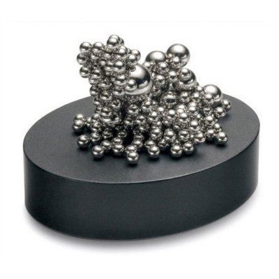 Ball Magnetic Sculpture Kit Decompression Plaything Toy for Children