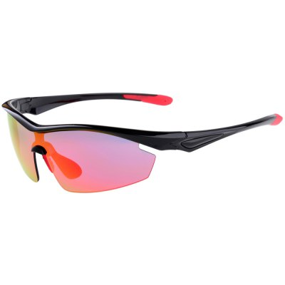 9002C1 Unisex Cycling Hiking Goggles Cool Sport Sunglasses