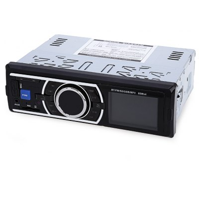 12V Car Stereo In-Dash FM Radio MP3 Audio Player