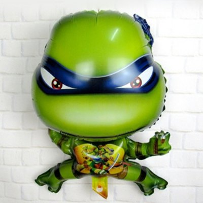 Turtle Shape Inflating Foil Balloon Auto-Seal Party Birthday Decor Toy for Kid / AdultClassic Toys<br>Turtle Shape Inflating Foil Balloon Auto-Seal Party Birthday Decor Toy for Kid / Adult<br><br>Appliable Crowd: Unisex<br>Materials: Aluminum Film<br>Nature: Balloon<br>Package Contents: 1 x Cartoon Figure Balloon<br>Package size: 20.00 x 18.00 x 18.00 cm / 7.87 x 7.09 x 7.09 inches<br>Package weight: 0.012 kg<br>Product weight: 0.010 kg<br>Specification: Other