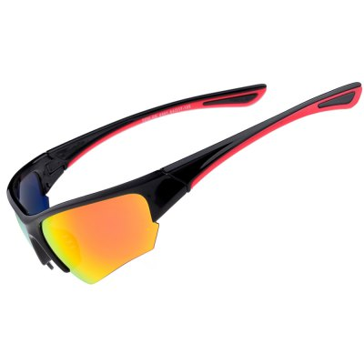 6501C1 Unisex Cycling Hiking Goggles Sport SunglassesCycling Sunglasses<br>6501C1 Unisex Cycling Hiking Goggles Sport Sunglasses<br><br>Lens height: 4 cm<br>Lens width: 6.4 cm<br>Nose bridge width: 1.7 cm<br>Package Contents: 1 x Glasses, 1 x Glasses Box, 1 x Lens Clean Cloth<br>Package Size(L x W x H): 15.50 x 6.00 x 5.00 cm / 6.1 x 2.36 x 1.97 inches<br>Package weight: 0.095 kg<br>Product Size(L x W x H): 13.20 x 4.00 x 3.80 cm / 5.2 x 1.57 x 1.5 inches<br>Product weight: 0.025 kg