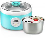 RW TW – 301A Electric DIY Yogurt Maker Automatic Rice Wine Natto Machine Stainless Steel …