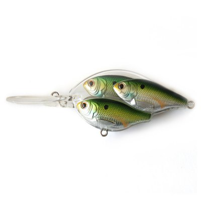 ILURE 6.5cm Crank Artificial Fishing Bait with Hook