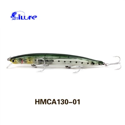 ILURE Osprey Minnow Fishing Lure Hard Bait with Hook