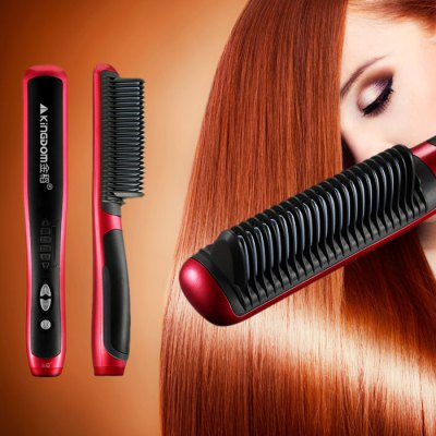 KingDom KD - 388 Electric Hair Straightener
