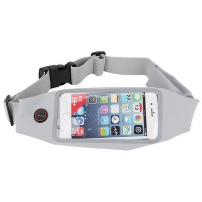 ROCK Outdoor Running Belt Adjustable Phone Bag Touch Screen