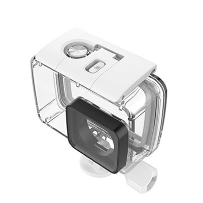 Original YI Waterproof Case for YI II 4K+ Action CameraAction Cameras &amp; Sport DV Accessories<br>Original YI Waterproof Case for YI II 4K+ Action Camera<br><br>Accessory type: Protective Cases/Housing<br>Brand: YI<br>IPXX Rating: IP68<br>Material: Plastic<br>Package Contents: 1 x Waterproof Housing for YI II 4K+ Action Camera<br>Package size (L x W x H): 13.80 x 11.80 x 4.50 cm / 5.43 x 4.65 x 1.77 inches<br>Package weight: 0.4000 kg<br>Product size (L x W x H): 7.70 x 3.70 x 8.70 cm / 3.03 x 1.46 x 3.43 inches<br>Product weight: 0.1000 kg<br>Waterproof: Yes